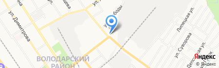 ЭлитСтрой на карте Брянска