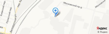 Контракт-Сервис на карте Брянска