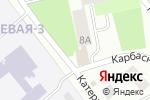 Схема проезда до компании Магазин швейной фурнитуры в Петрозаводске