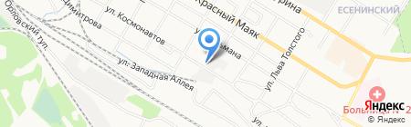 Союз-Телефонстрой на карте Брянска