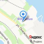ТЕРМЕКС на карте Петрозаводска