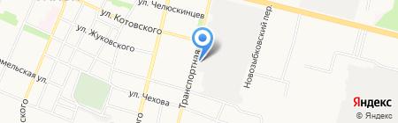 Технопульс на карте Брянска