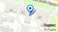 Компания Современные фасады на карте