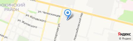 Окно маркет на карте Брянска