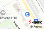 Схема проезда до компании Шиномонтажная мастерская в Петрозаводске