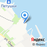 Lazerfight на карте Петрозаводска