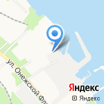 МЕХАНИКА на карте Петрозаводска