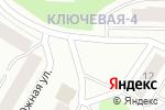 Схема проезда до компании Киоск по продаже мясной продукции в Петрозаводске