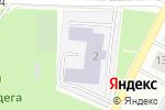 Схема проезда до компании Крылья в Петрозаводске