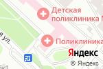 Схема проезда до компании 003 в Петрозаводске