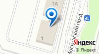 Компания Вудсток на карте