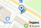 Автостоянка на ул. 2-я Мичурина на карте