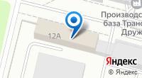 Компания Автобаза №9 на карте