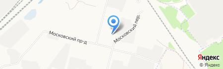 Недра на карте Брянска