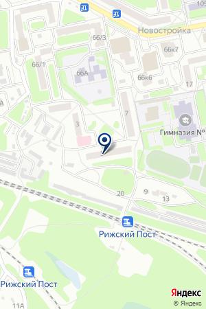ДИЗАЙН СТУДИЯ БАРАБАНОВА АРТЕМА на карте Брянска