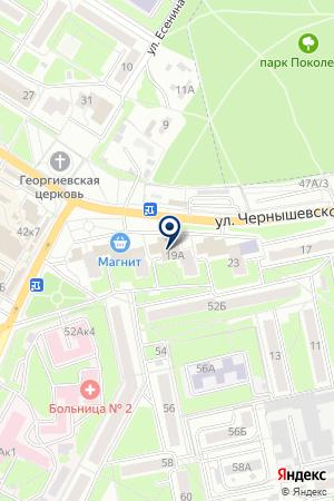 АПТЕКА ФАРМ-ИМИДЖ на карте Брянска