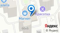 Компания Окно маркет на карте