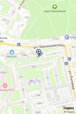 ЦЕНТР ДЕТСКОГО ТВОРЧЕСТВА СТАНЦИЯ ЮНЫХ ТЕХНИКОВ на карте Брянска