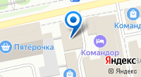 Компания Новостройка на карте