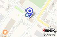 Схема проезда до компании МЕДВЕЖЬЕГОРСКИЙ ТАМОЖЕННЫЙ ПОСТ в Медвежьегорске