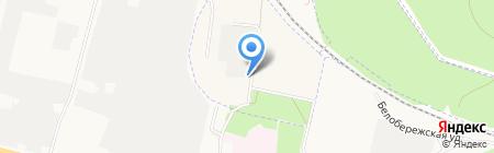 Эталон на карте Брянска