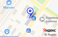 Схема проезда до компании МУ РАЙОННЫЙ МЕТОДИЧЕСКИЙ ЦЕНТР в Медвежьегорске
