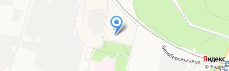 Универсам на карте Брянска