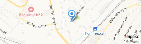 Наш дом на карте Брянска
