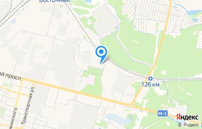 Местоположение на карте пункта техосмотра по адресу Брянская обл, Брянский р-н, п Свень, ул Соборная, д 21