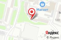 Схема проезда до компании Мобил-Арт в Брянске