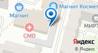 Компания ДВЕРИ плюс на карте