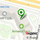Местоположение компании Брянск-Фасад