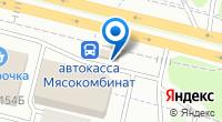 Компания Большой фейерверк на карте