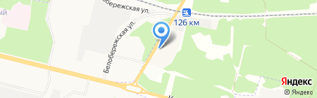 Креп Мастер на карте Брянска