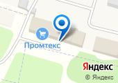 Костромской завод автокомпонентов, ЗАО на карте