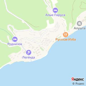 Карта города Сатеры