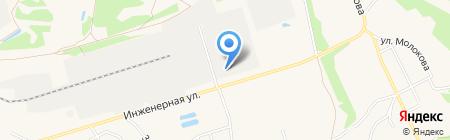 ТСЛ-Брокер на карте Брянска