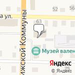 Магазин салютов Вышний Волочёк- расположение пункта самовывоза