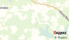 Отели города Агрызково на карте