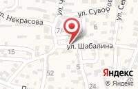 Схема проезда до компании Конвейт в Крыме