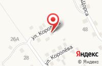Схема проезда до компании АвтоР в Жуковском