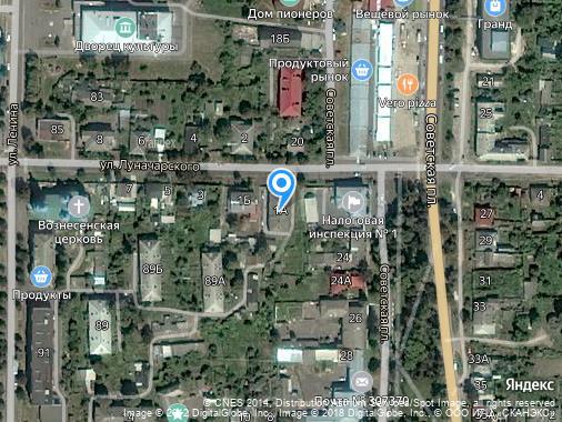 Продается 2-комнатная квартира, 41 м², Рыльск, улица Луначарского, 1А