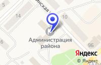 Схема проезда до компании БЕЛОМОРСКИЙ ОТДЕЛ в Беломорске