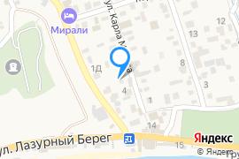 «Дарина»—Гостиница в Морском