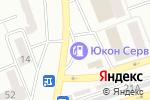 Схема проезда до компании Юкон-сервис в Днепре