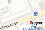 Схема проезда до компании Магазин окон и дверей в Днепре
