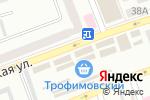 Схема проезда до компании Магазин крепежных изделий и мебельной фурнитуры в Днепре