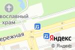 Схема проезда до компании Рыбацкие снасти в Днепре