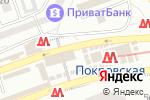 Схема проезда до компании Рукавичка в Днепре