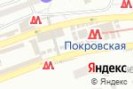 Схема проезда до компании Новый дом в Днепре